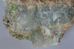 Elbaite variations (Violet Planet) Tags: rock crystals minerals geology elbaite mineralogy verdelite rubelite indigolite