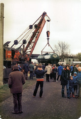 Quorn (Peter Leigh50) Tags: tank crane railway tanker quorn