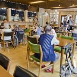 コミュニティレストランの写真