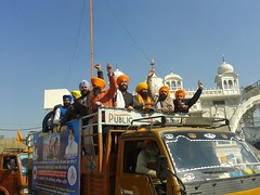 SIKH YOUTH FEDERATION BHINDRANWALA (Harpreet Singh Khalistani-SYFB) Tags: youth fateh sikh ki deg federation teg khalistan jeet bhindranwala panth raaj begampura haleemi