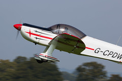 G-CPDW Avions Mudry Et Cie CAP 10B (amisbk196) Tags: uk kent unitedkingdom aircraft aviation cap amis et avions 2015 10b cie headcorn mudry lashenden gcpdw