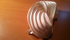 Hibernation (peterdbarnes) Tags: paper origami folded papel papier pendant folding  papir papper  pleat knyv  kertas  giy