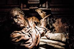 Allegoria, Francesco Pianta, Scuola grande di San Rocco, Venezia (lachesis2005) Tags: wood venice wooden allegory venezia venedig scultura venis sanrocco scuolagrande sculpute lignea allegoria