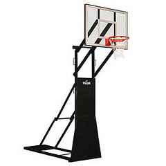مواصفات أعمدة كرة السلة المتحركة