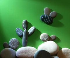 piedras y lpiz (- FER -) Tags: lapiz piedras