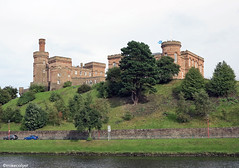 Inverness Castle (Mike Colyer) Tags: lighthouse castle college beach university cathedral harbour drawbridge standrews lowtide lochness inverness urquhart nairn fortgeorge chanonrypoint invermoriston