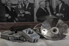 Blixtar från förr (MagnusBengtsson) Tags: stilleben retro gammalt blixt blixtar fotoutrustning fotosondag fs151115