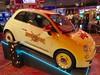Fiat 500 (dav.munro) Tags: uk white flickr fiat explore pirate gb motor win 500 blackpool captainjack expolre