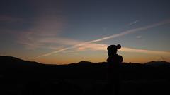 High (laura5mateo) Tags: sunset mountain landscape atardecer high spain paisaje montaña alto navarra estella lizarra