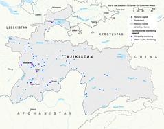 Environmental monitoring in Tajikistan (Zoi Environment Network) Tags: city water ecology station map quality air country capital border environment network geography tajikistan dushanbe monitoring centralasia moneca kulyab kurgantyube yovon