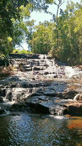 Cachoeira do Cleandro em Itacaré - BA