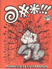 Promethean Enterprises #3 (seanflannagan) Tags: comics underground comix 1970s robertcrumb prometheus fanzine kayobooks rcrumb undergroundcomix fromtheshelf prometheanenterprises
