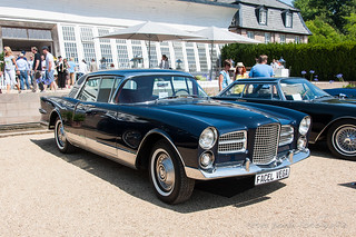 Facel Vega Excellence (EX 1) - 1960