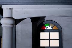 Untitled (Yuta Ohashi LTX) Tags: light night nikon stainedglass d750 f4 historicspot  24120