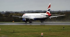 BritIsh Airways G-EUXC _MG_0057 (M0JRA) Tags: manchester flying airport aircraft jets planes british airways geuxc