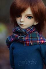 Arin (*Feylla*) Tags: ball doll jake bjd jointed dollzone
