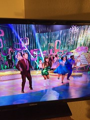 """You Can't Stop The Beat"" (f l a m i n g o) Tags: explore live hairspray happy sing dance good musical tv"