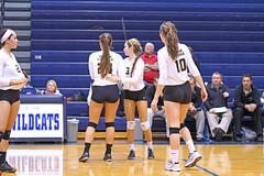 IMG_8346 (SJH Foto) Tags: girls volleyball high school york delone catholic team teen teenager substitution sub rotation