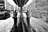 (formwandlah) Tags: kaiserslautern sunny day winter street photography streetphotography shadow schatten dark noir urban candid city strange gloomy cold sureal bizarr skurril abstract abstrakt melancholic melancholisch darkness light bw blackwhite black white sw monochrom high contrast ricoh gr pentax formwandlah thorsten prinz licht shadows fear paranoia einfarbig schwarzer hintergrund nacht fotorahmen spiegelung reflection reflektion schärfentiefe bürgersteig landstrase personen snow schnee kalt kälte
