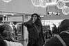 Flight delay - Bergamo (DecaFlea) Tags: sony airport fight waiting aeroporto milano milan malpensa linate orio al serio bergamo aereo home going back casa bw black white biaco nero 60mm sigma art a6000 people street persone