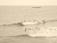Surfers, Biarritz!