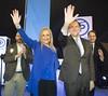 Cena de Navidad del PP de Madrid (cristina cifuentes) Tags: partidopopular partidopopulardemadrid mariano rajoy afiliados simpatizantes españa