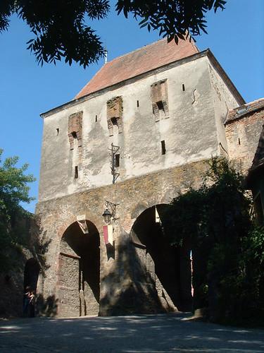 Segesvár, Szabó-torony