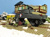 December 18th, 1944- Kayersberg, Colmar Pocket (Sgt._Johnson) Tags: lego wwii american french german france battle m4 sherman