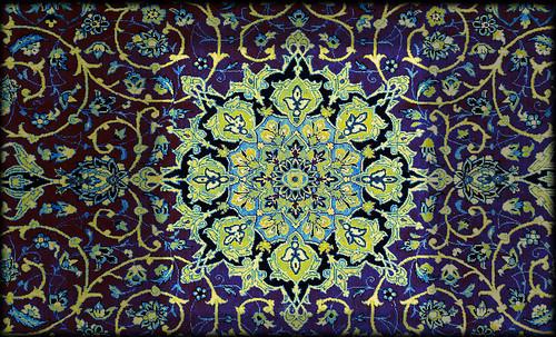 """Alfombras, espacios íntimos que simbolizan templos, árboles de la vida y el conocimiento, astros y paradisos. • <a style=""""font-size:0.8em;"""" href=""""http://www.flickr.com/photos/30735181@N00/31766544464/"""" target=""""_blank"""">View on Flickr</a>"""