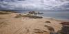 (009/17) Sand and rocks (Pablo Arias) Tags: pabloarias photoshop nxd cielo nubes españa arena rocas playa mar agua océano atlántico sanvicentedomar ogrove pontevedra comunidadgallega
