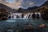 Blow Up (EXPLORED) (SkyeWeasel) Tags: scotland skye waterfall highlands mountains cuillins coirenacreiche sgurranfheadain waterpipegully fairypools