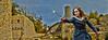[Edit] Smolen castle - Hermione Granger (ChemiQ81) Tags: harry potter hermione hermiona granger przeróbka edit smoleń castle zamek smoleniu jurassic trails jura deathly hallows fantastic