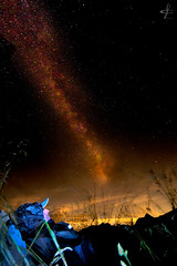 a Milkyway for lullaby (KRY ph) Tags: milkyway milky way stars sky night intothedark sleep snooze nap colorful colors underthestars outdoor mountain
