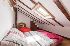 Little Attic Bedroom (timisacephoto) Tags: bedroom interiordesign interiorphotography interiorandhome cozy homes architecture parisapartments paris airbnb naturallight small