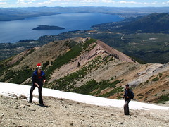 day hike out of Bariloche, Nahuel Huapi Park