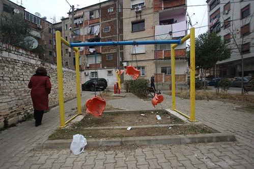 Backstreet Tirana