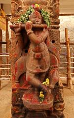 Trichy Ranganathaswamy Temple 116 (David OMalley) Tags: india indian tamil nadu subcontinent trichy sri ranganathaswamy temple srirangam thiruvarangam gopuram chola empire dynasty rajendra hindu hinduism unesco world heritage site ranganatha vishnu canon g7x mark ii canong7xmarkii
