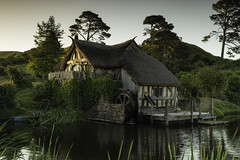 _MG_4211_The Mill (lee.45) Tags: matamata waikato newzealand nz middleearth fantasy rural landscape night thelordoftherings jrrtolkien hobbitonmoviesettours thehobbit canoneos6d canon