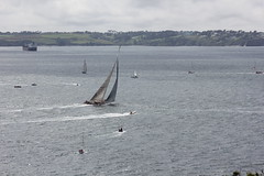 IMG_1620 (Skytint) Tags: jclass yachts falmouth cornwall england 2012