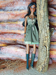Heartfeathers (Levitation_inc.) Tags: morning face fashion shirt toy toys model doll dolls dress pants native nu handmade ooak dove feathers barbie levitation muse clothes american poppy barbies fr couture royalty parker integrity fr2 pivotal ethno kyori nuface