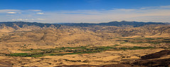 Great View (http://fineartamerica.com/profiles/robert-bales.ht) Tags: blue usa foothills house mountain mountains history nature beauty grass horizontal wow landscape dawn scenery butte unitedstates superb scenic dramatic peak panoramic farmland historic idaho boise valley land pacificnorthwest environment farms homestead projects drama tranquil emmett rollinghills haybales stupendous treasurevalley forupload gemcounty squawbutte emmettvalley robertbales
