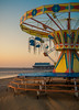 The fun of the fair awaits you... #1 (milo42) Tags: beach sunrise cleethorpes 2015 landscapesshotinportraitformat httpwwwchrisnewhamphotographycouk