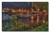 Marina/Sundbrua - Levanger (Ramfjordinho) Tags: bridge sea seascape reflection water norway night marina reflections boats boat norge pentax hdr levanger photomatix eidsbotten