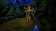 Fae boat ride (Bel's World) Tags: cute pixie fairy fae 3dmodeling daz fairie