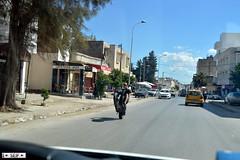 Scooter wheelie Tunisia 2015 (seifracing) Tags: rescue cars car volkswagen day cops traffic britain tunisia tunis transport citroen police voiture ambulance vehicles vans trucks van polizei recovery tunisie opel iveco brigade vauxhall tunisian tunesien seifracing