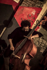 38a (Indiesigh Ph) Tags: portrait italy musicians drums la october live duo performance arts jazz des electronics michele noise turin sho clarinet shin riccardo caf foresta 2015 bassclarinet anelli musiclife marogna indiesigh noisedeliveryfestival annalisapascaisaiu
