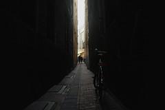 Old Alleys (withayou) Tags: amsterdam bike canon eos lowlight alley thenetherlands sigma sigma2470mm lowlightphotography canonmkiii canon5dmkiii 5dmarkiii