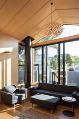 Пляжный дом в Новой Зеландии от Strachan Group Architects