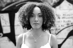 Mahalia (Peter Grifoni) Tags: street uk family portrait people bw white black festival flickr group olympus stranger peter human jamaica portraiture f18 newtown zuiko omd 25mm the em1 mahalia grifoni gtpete63 gtpete
