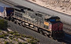 6262 Union Pacific ( GE AC4400CW ) (vsoe) Tags: california railroad usa america gm eisenbahn railway unionpacific amerika bahn bnsf kalifornien freighttrain zge gterzug emd cajonpass gterzugstrecke